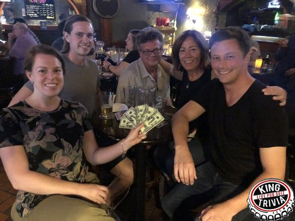 Quiz Recap 90 West Lounge Mon Sep 3 2018 King Trivia