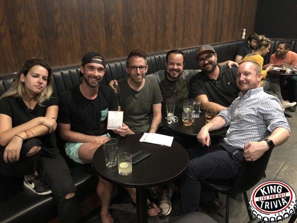 Trivia Night at Equal Parts — King Trivia