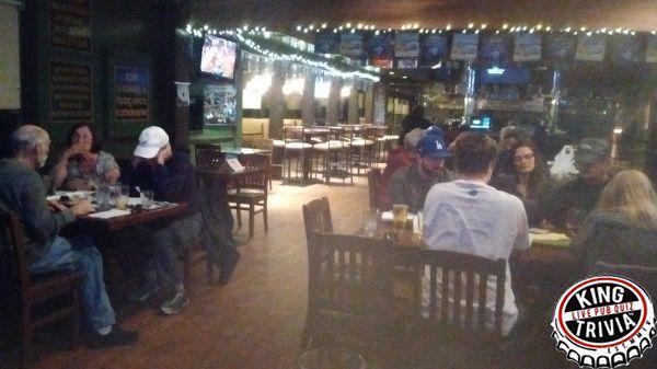 Trivia Night at Malainey's Grill — King Trivia