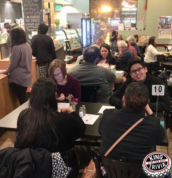 Trivia Night at The Back Door Bakery   Cafe — King Trivia e7444e814a